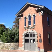 Eustis St Firehouse, Roxbury